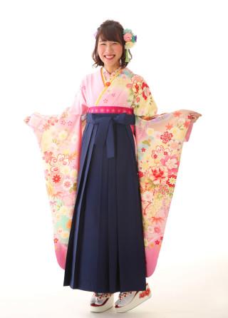 No.3446 かわいい系袴