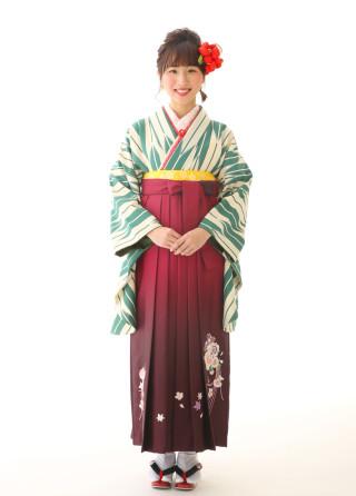 No.3447 レトロ袴