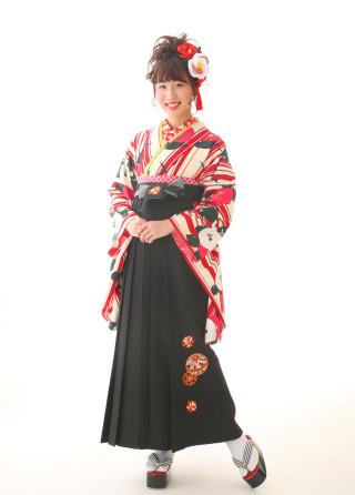 No.3450 レトロ袴