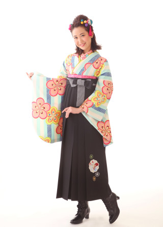 No.3453 レトロ袴