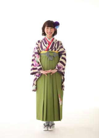 No.3384 レトロ袴