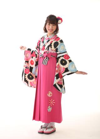 No.3389 レトロ袴