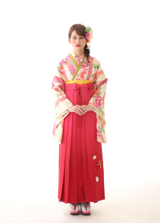 No.3406 かわいい系袴