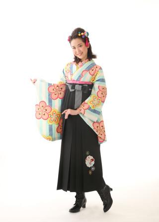 No.3408 レトロ袴