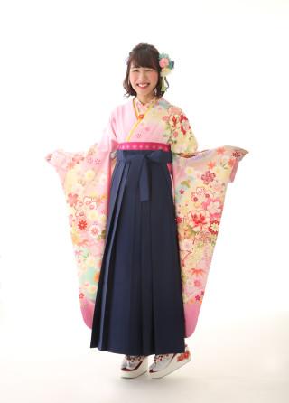 No.3412 かわいい系袴