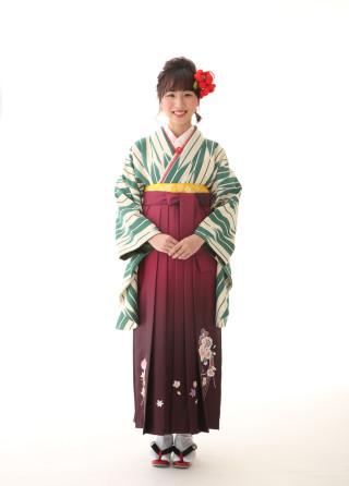 No.3421 レトロ袴