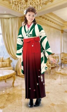 4 卒業式袴レンタルの衣装画像1
