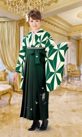 6 卒業式袴レンタルの衣装画像1
