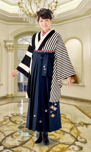 卒業式袴レンタル12