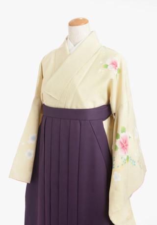 No.2816 上品なクリーム色の袴