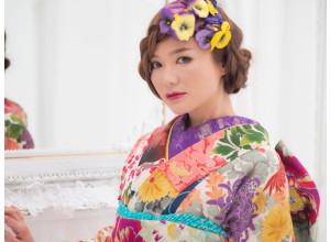 着物コレット(アンティーク振袖&袴レンタル)の店舗サムネイル画像