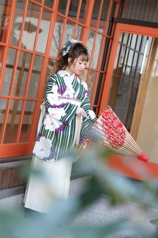 No.3263 卒業式レンタル袴