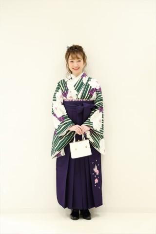 No.3264 卒業式レンタル袴