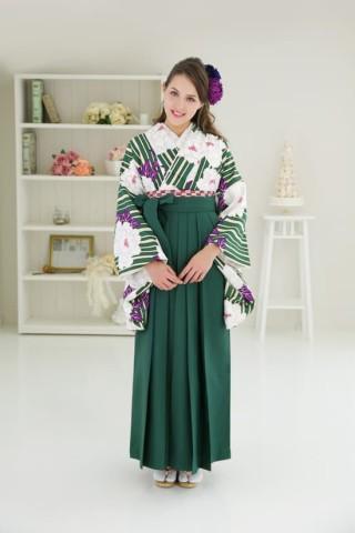 No.3268 卒業式レンタル袴