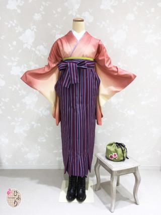 No.3792 OR-0002/ストライプ紫