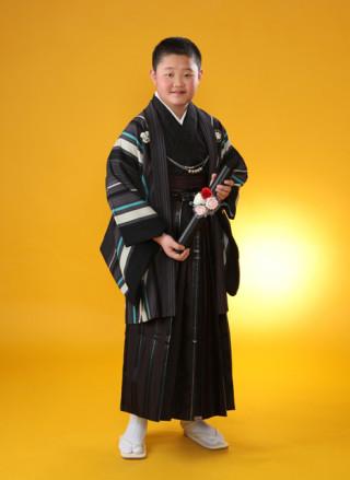No.4033 九重 男の子用羽織袴