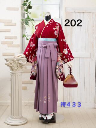 No.5642 卒業衣裳