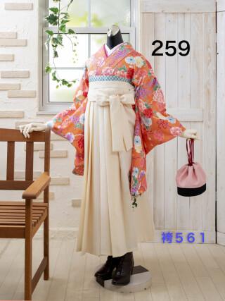 No.5647 卒業衣裳
