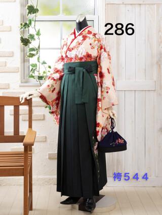 No.5654 卒業衣裳