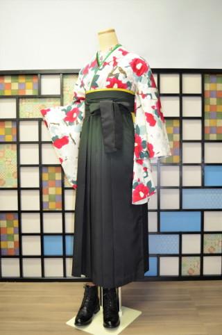 染匠、岡重・日産呉服オリジナル小袖+袴セット