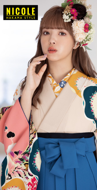 2020年 にこるんの新色 2尺袖が発表になりました!の衣装画像1