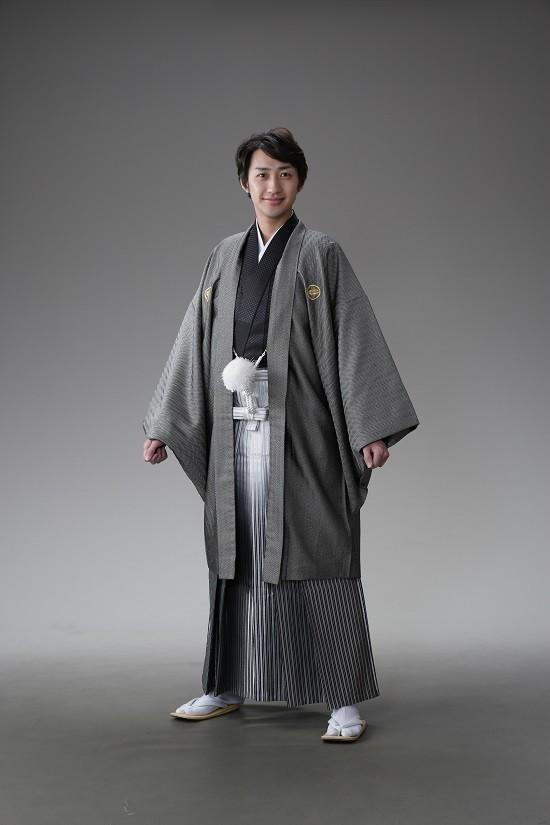 レギュラー男袴の衣装画像1