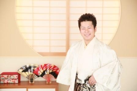 男性袴の衣装画像1