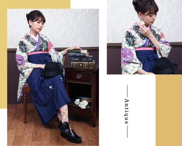 大正時代・二尺袖の衣装画像2