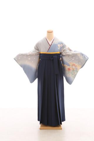 No.5708 卒業袴フルセットレンタル 訪問着×袴