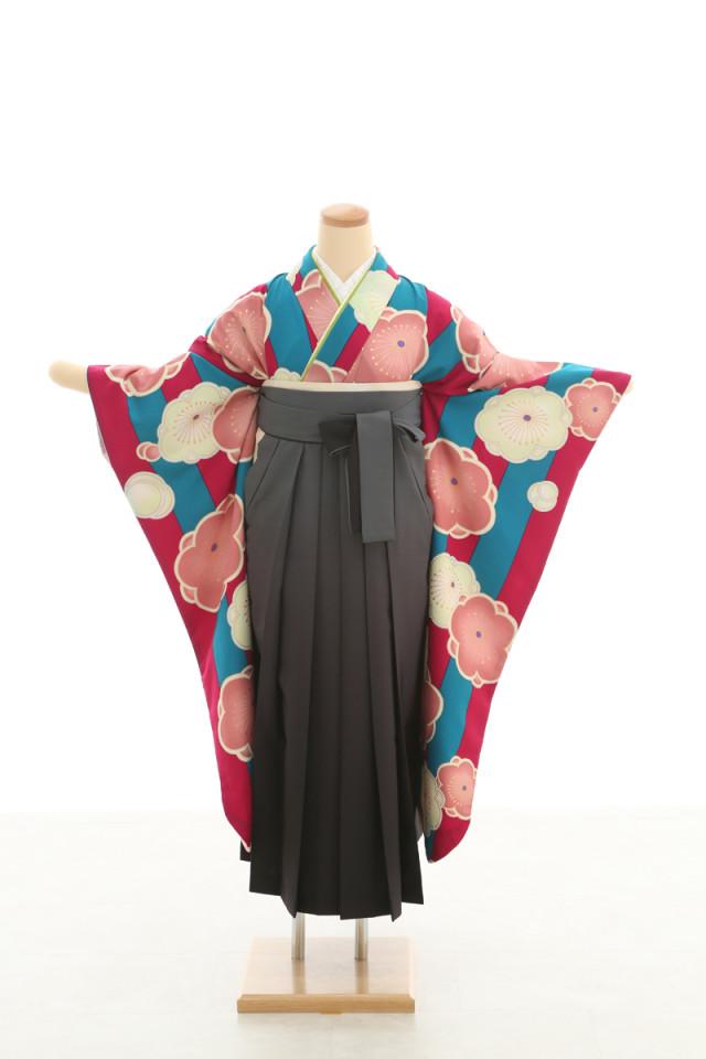 卒業袴フルセットレンタルの衣装画像2