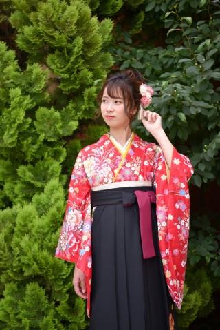 No.4933 卒業袴
