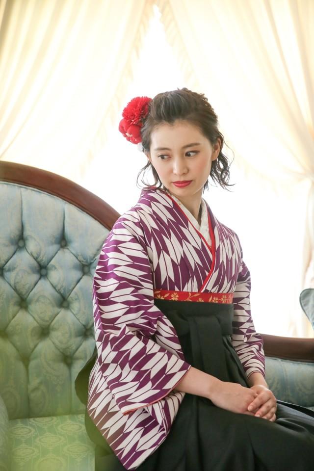 卒業袴の衣装画像1