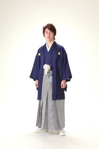 No.4946 男性紋服
