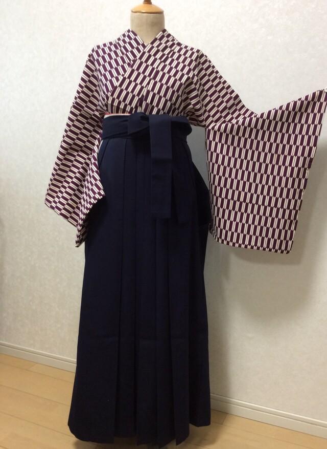 大学生袴の衣装画像2
