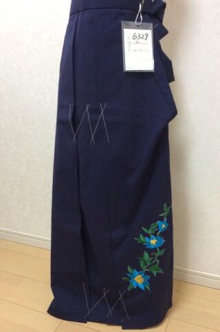 No.5559 158cm〜163cm 紺色袴
