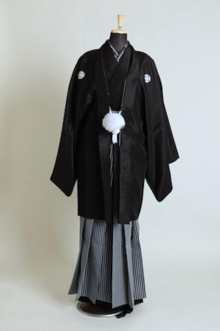 No.5685 男子紋付袴