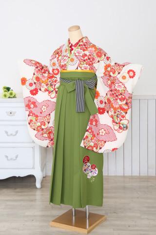 No.5576 二尺×刺繍袴