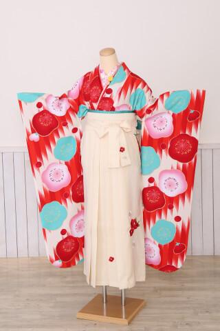 No.5589 二尺×刺繍袴