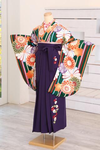 No.5590 二尺×刺繍袴