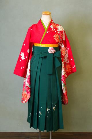 No.5343 赤桜