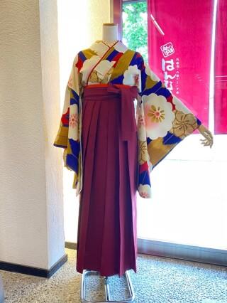 No.6307 卒業袴
